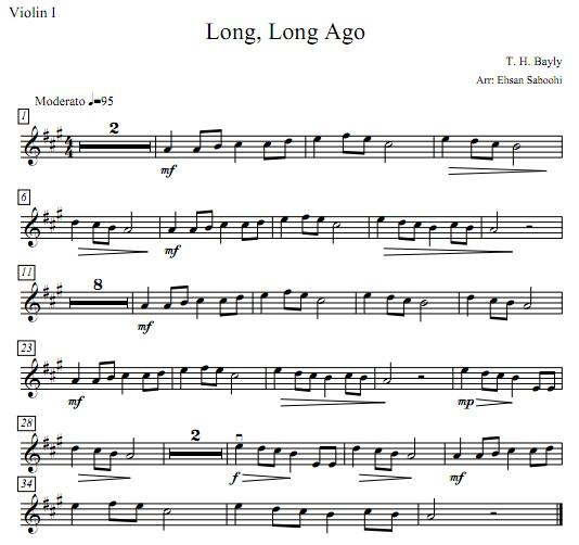ng ago 小提琴谱 界面预览 熊乐